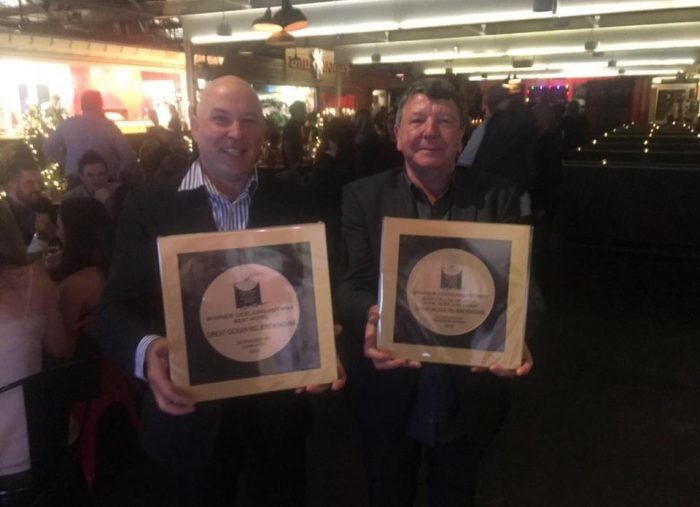 Brewhouse wins at Golden Plate Awards